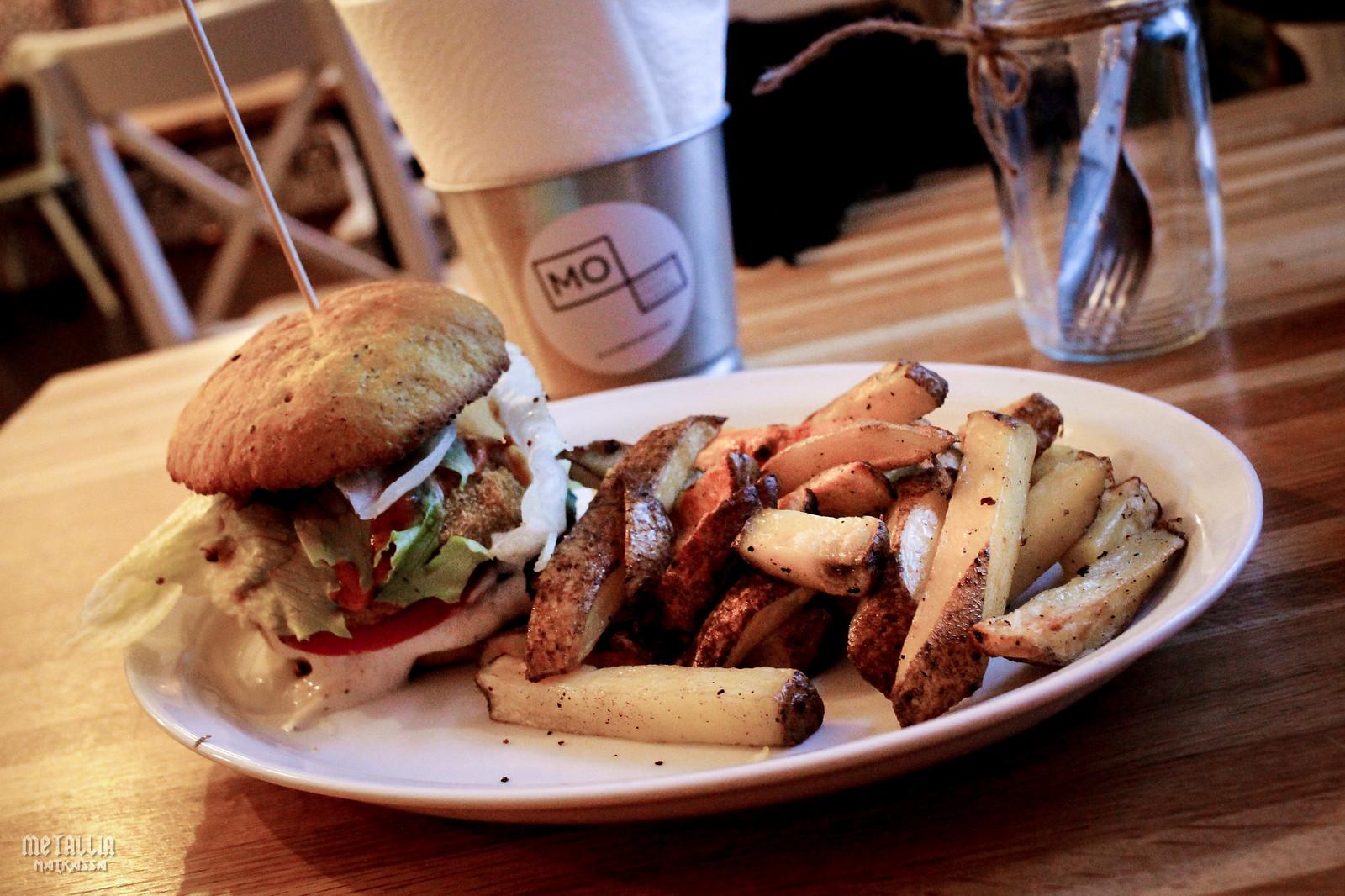 wroclaw, wroclaw vegan restaurants, machina organika, mo vegan burgers