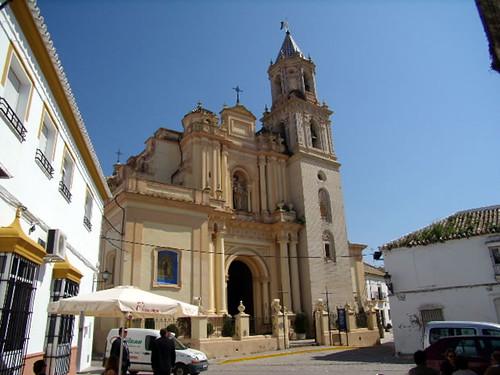 Arahal Iglesia Parroquial Santa María Magdalena