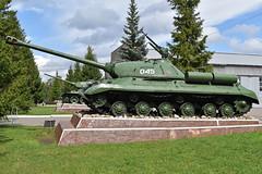 Kubinka Tank Museum, Russia. 24-8-2017