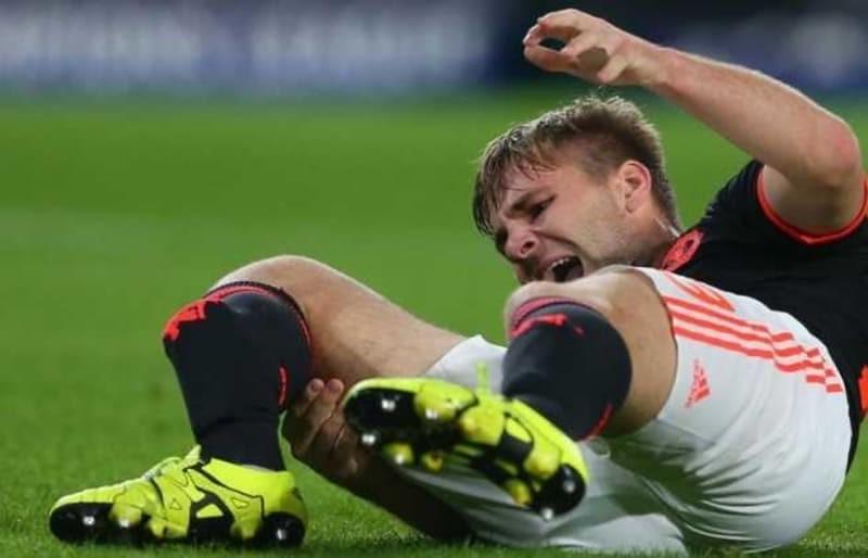 Khianati Manchester United, Luke Shaw Ingin ke Tottenham Hotspur