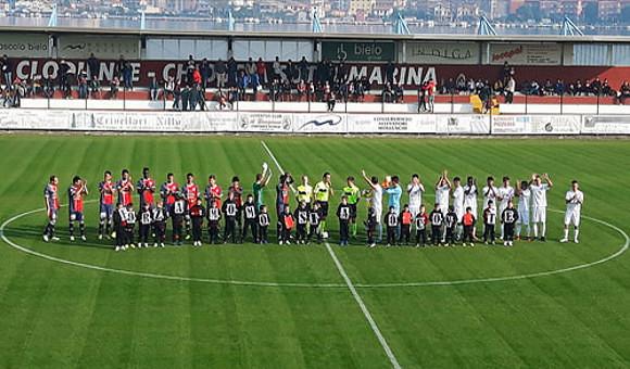 Clodiense-Virtus Verona 1-1: l'anticipo regala il primo pareggio