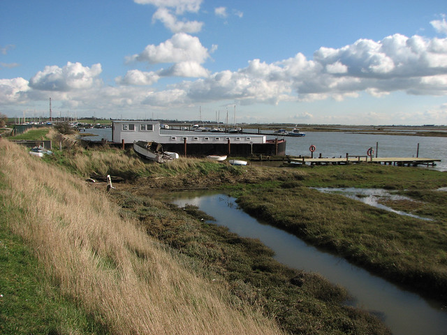 The River Crouch at Althorne