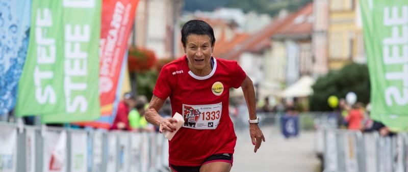 Košice: 69letá Seidlová zaběhla maraton za 3:58:58