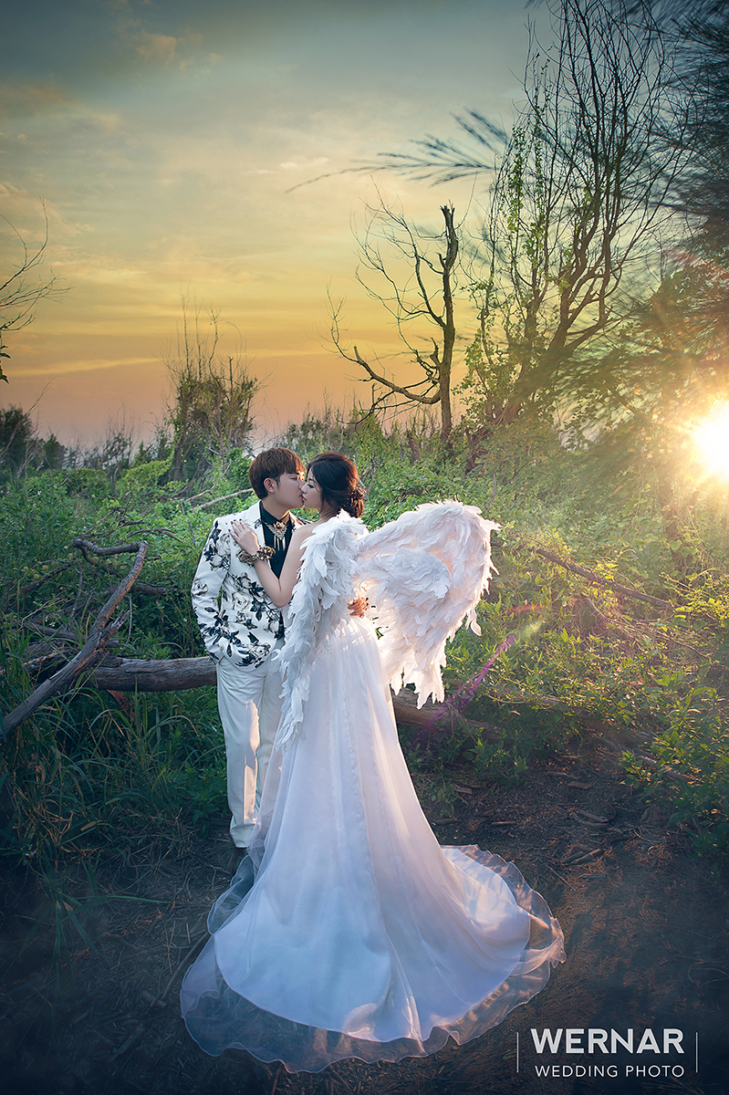 婚紗外拍景點,婚紗攝影,自主婚紗,婚紗照,台中華納婚紗推薦
