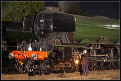 The Flying Scotsman And Tornado Timeline Event 2