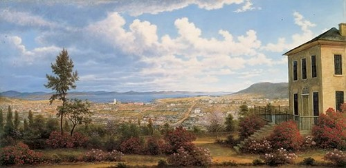 Hobart_Town_John_Glover1832