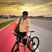 Bike day at the F1 circuit by Lars Plougmann