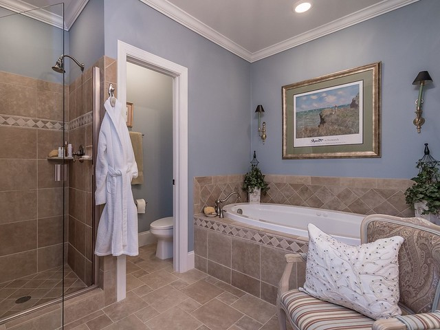 Guest Room Bath-Housepitality Designs
