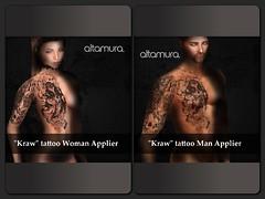 Altamura Kraw Tattoo @ TCF