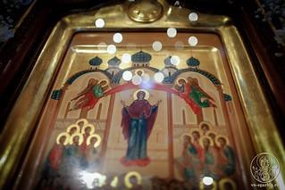Литургия в Софийском соборе 20
