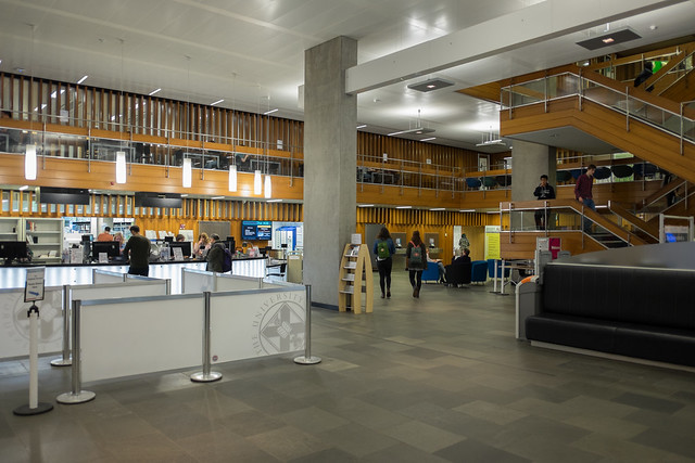 University of Edinburgh Main Library
