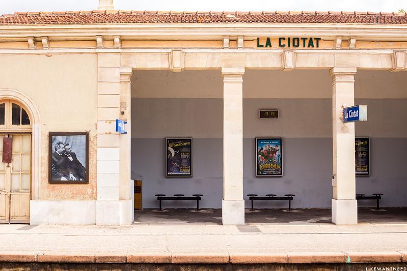 Gare de La Ciotat