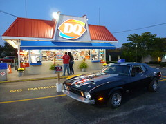 1973 Ford Mustang Coupe at DQ