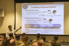 51st Troop Command Considers Pre-Ranger School as Part of Future Vision