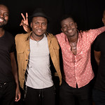 Wed, 27/09/2017 - 3:15pm - Songhoy Blues Live in Studio A, 9.27.17 Photographers: Dan Tuozzoli and Joanna LaPorte