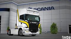 Scania R520 - Primafrio WiP [ETS2]