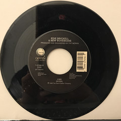 EDIE BRICKELL & NEW BOHEMIANS:WHAT I AM(RECORD SIDE-B)
