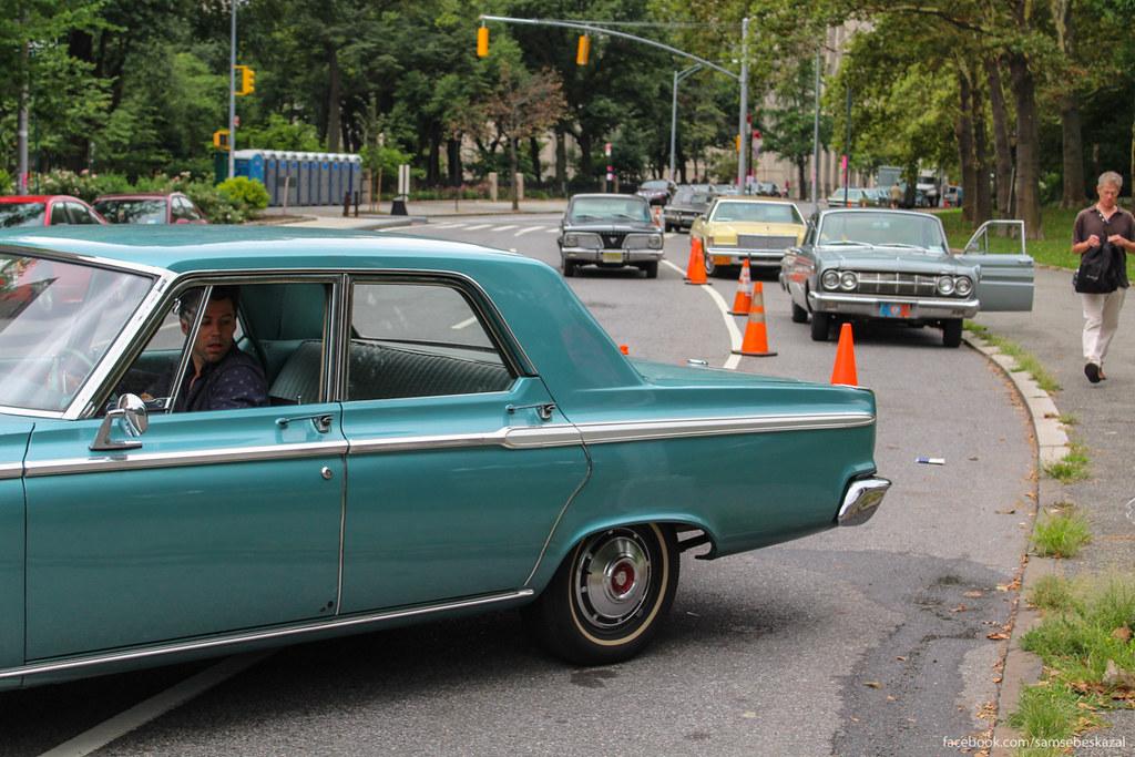 Старые автомобили на улицах Нью-Йорка - 29 samsebeskazal-9776.jpg