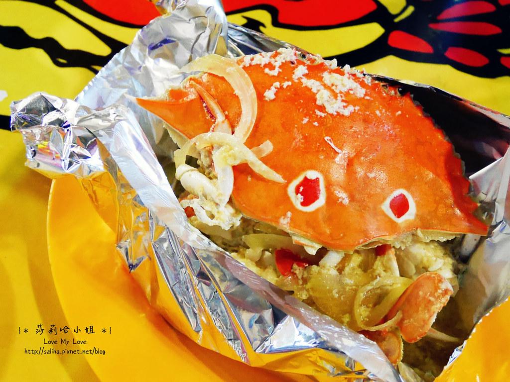 基隆夜市海鮮攤奶油螃蟹熱炒小吃必吃推薦 (3)