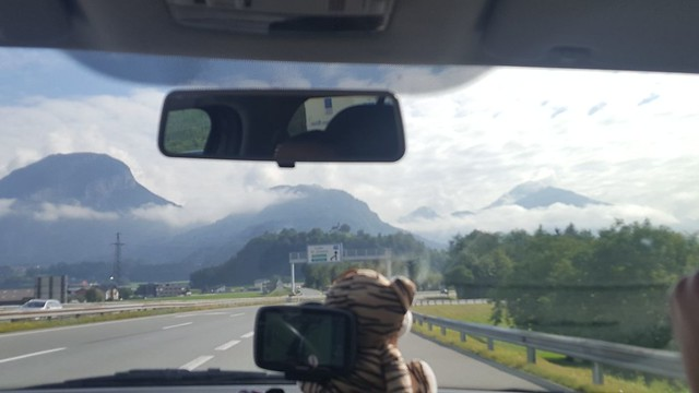 Roadtrip visit in Austria
