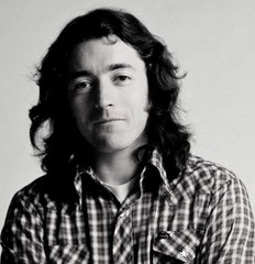 Rory Gallagher - Backstage Portrait   1970s
