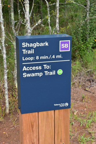 sign trail Flat Branch ncwetlands amm (4)