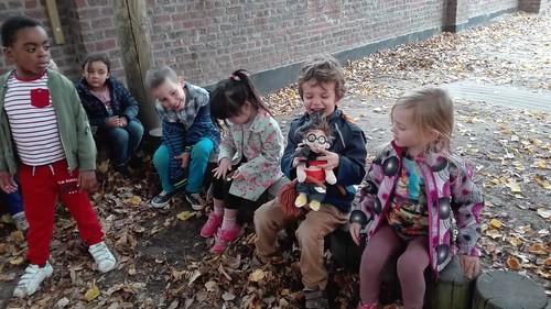 2017 - 10 - 16 Heksemieke in het herfstbos (24)