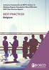 MAP Peer Review Report: Best Practices - Belgium