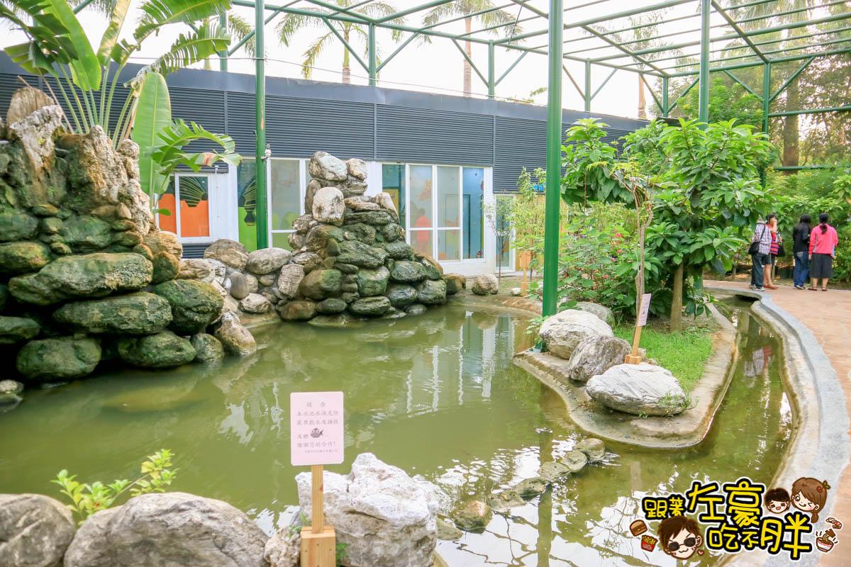 高雄金獅湖蝴蝶園-22