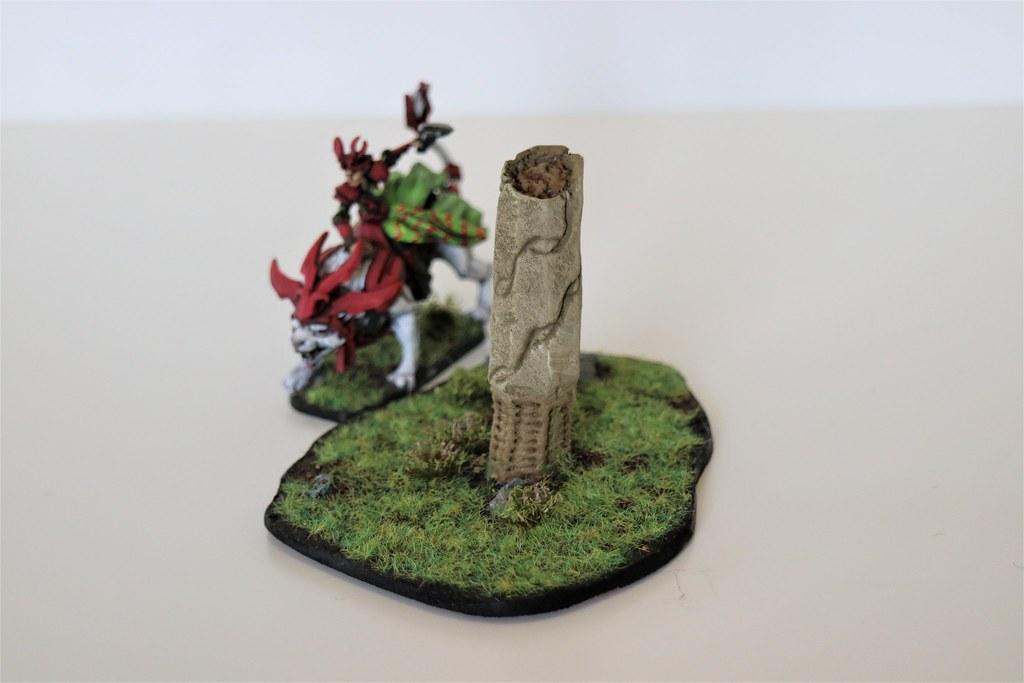 Runewars Miniatures Latari Memorial