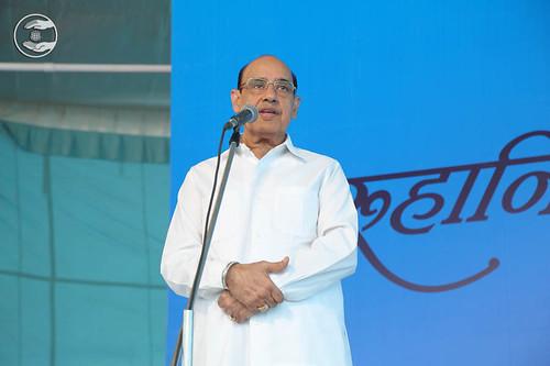 Baldev Narang, from Mukherjee Nagar, expresses his views