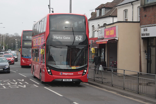 Stagecoach London 10329 SN16OKL