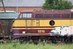 Eisenbahn Luxemburg