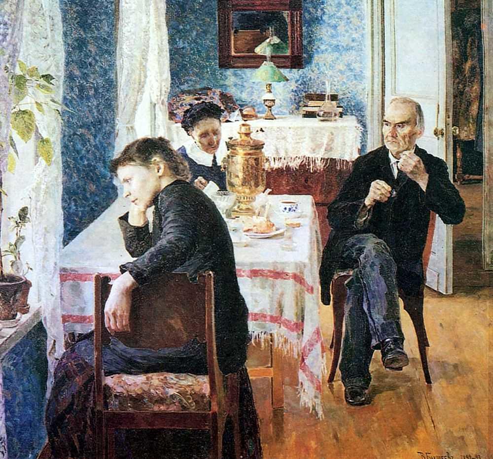 瓦西里·巴克舍耶夫画作选2