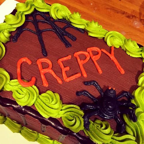 Creppy Cake
