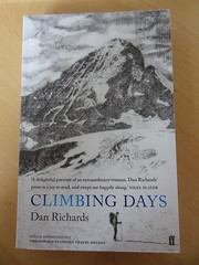 Climbing Days - Dan Richards