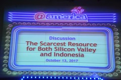The Scarcest Resource for Both Indonesia and Silicon Valley