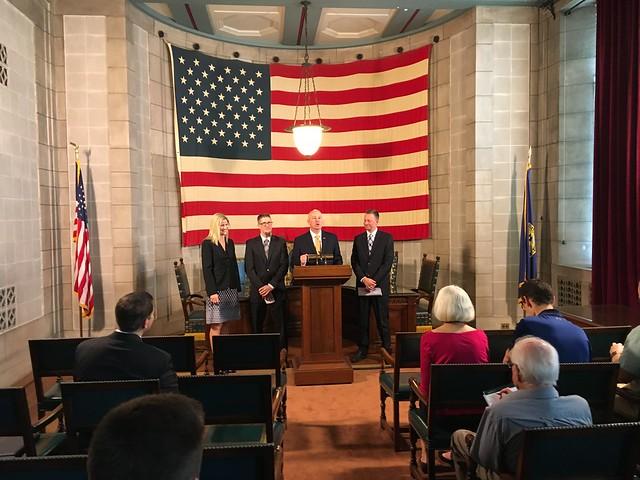 Gov. Ricketts, State Chamber to Celebrate Manufacturing Month in Nebraska