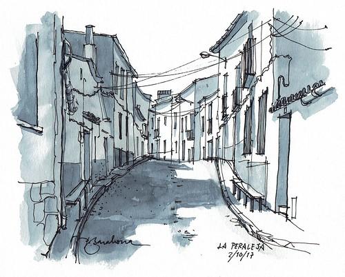 Calle de La Peraleja