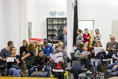 Campus für Demokratie vernetzt in Bern, 25.10.17