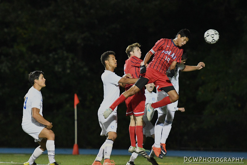 Foran High vs. Bunnell - High School Boys Soccer