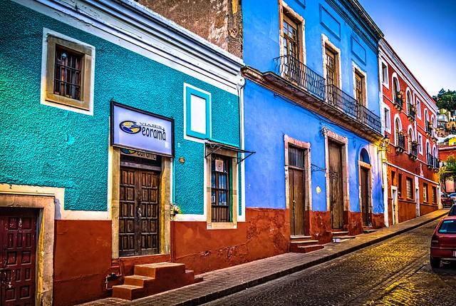 Guanajuato., Sony ILCE-6000, Sigma 19mm F2.8 [EX] DN