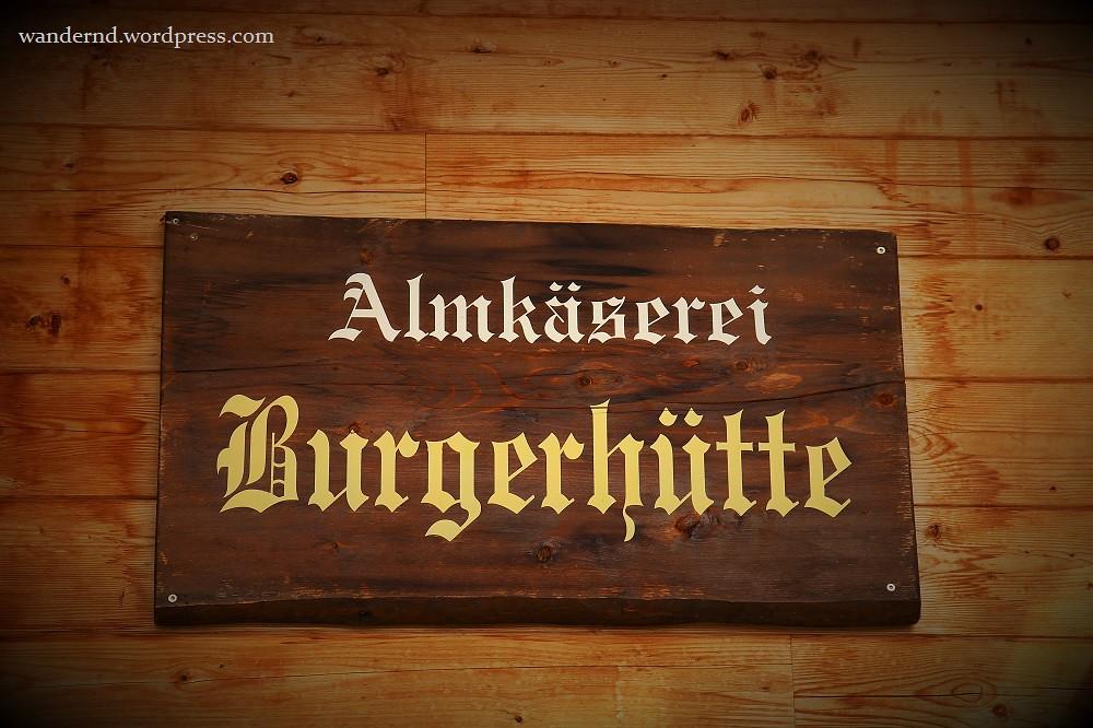 Burgeralm - Almkäserei