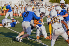 21 JV Makes Tackle