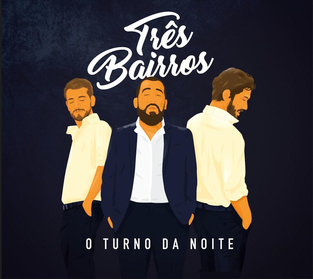 Tres Bairros_ Capa disco _ o turno da noite