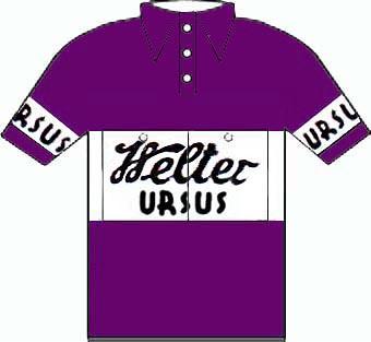 Welter Ursus - Giro d'Italia 1953
