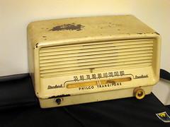 Philco Transitone Standard Broadcast Radio.