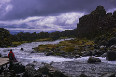 Vistas de Thingvellir