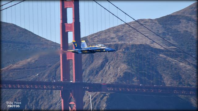 The Blue Angels Fleet Week San Francisco 2017