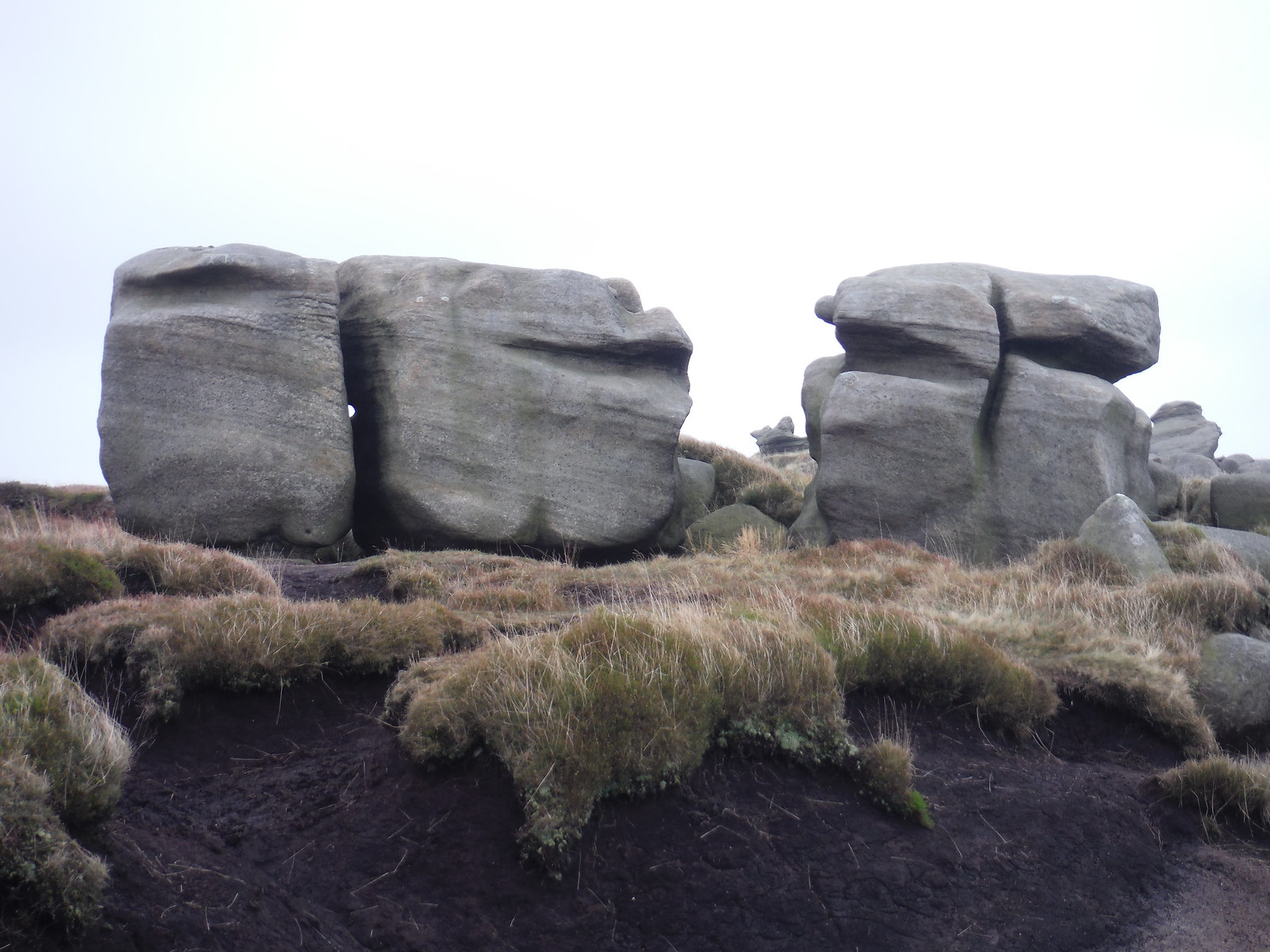 Some of the Wool Packs SWC Walk 303 - Edale Circular (via Kinder Scout and Mam Tor)